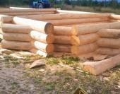 После окончания рубки дом будет разобран и перевезен для сборки на участок