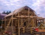 Готовимся покрывать второй скат крыши