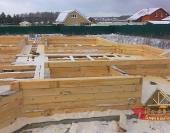 Дом строится по индивидуальной планировке