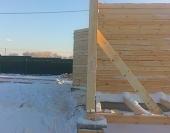 Смонтированный домкрат